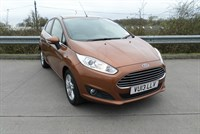 Used Ford Fiesta ZETEC Hartwell Supplied Vehicle From New, ??FREE RFL, 1 Owner Fu