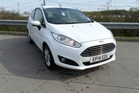 Used Ford Fiesta ZETEC 1 Owner From New, Ford Sync, Heated Front Windscreen, Alloy Wheels,
