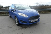 Used Ford Fiesta ZETEC Hartwell Supplied Vehicle From New, Full Service History, C