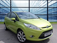 Used Ford Fiesta ZETEC 16V  Hartwell Supplied Vehicle From New, 16 Inch Alloy Wheel Upgrade,
