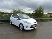 Used Ford Fiesta Zetec S (Ti-VCT)