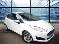 Used Ford Fiesta ZETEC 1.25 82ps 3dr 1 Owner From New, Full Ford Service History, Air Condit