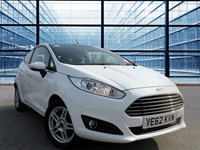 Used Ford Fiesta ZETEC  Hartwell Hereford Supplied Vehicle From New, DAB Radio Upgrade, Blue