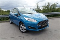 Used Ford Fiesta ZETEC  Quickclear Heated Windscreen, Alloy Wheels, Air Conditioning, Ford S