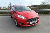 Used Ford Fiesta ZETEC  1 Owner From New, Ford Sync, Heated Front Windscreen, Alloy Wheels