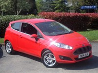 Used Ford Fiesta ZETEC 80ps 3dr, ZERO ROAD TAX, HEATED FRONT AND REAR SCREENS, AIR CON,