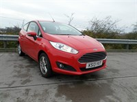 Used Ford Fiesta Zetec