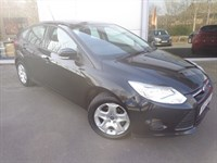 Used Ford Focus Edge 100ps 5dr, Air Conditioning, Front Windows, Remote Centra