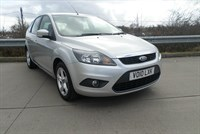Used Ford Focus ZETEC Hartwell Supplied Vehicle From New, Full Service History, 1
