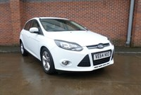Used Ford Focus ZETEC Delivery Mileage Automatic, Rear Park Assist, Heated Front Windscreen