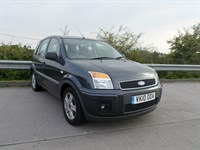 Used Ford Fusion Zetec (TDCi 68)