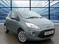 Used Ford KA ZETEC  £20 RFL, Alloy Wheels, Air Conditioning, Power Steering, Remot