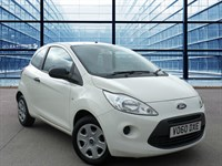 Used Ford KA STUDIO Driver And Passenger Airbags, Power Steering, Front Window
