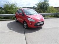 Used Ford KA Zetec