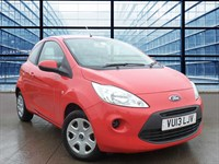Used Ford KA EDGE Hartwell Supplied Vehicle From New, 1 Owner Air Conditionin