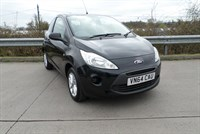 Used Ford KA STUDIO CONNECT Hartwell Supplied Vehicle From New, 1 Owner Full