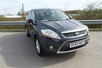 Used Ford Kuga ZETEC TDCI 4WD Alloy Wheels, Air Conditioning, 4 Wheel Drive Model