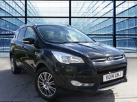 Used Ford Kuga TITANIUM TDCI Hartwell Supplied Vehicle From New, Full Service Hi