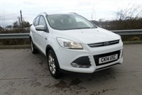Used Ford Kuga TITANIUM TDCI 2WD  1 Owner From New, Appearance Pack, Climate Control, Allo