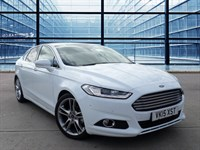 Used Ford Mondeo TITANIUM TDCI  19 Inch Alloy Wheels, Front And Rear Sensors With Paralell A