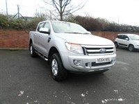 Used Ford Ranger LIMITED 4X4 DCB TDCI