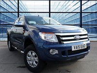 Used Ford Ranger XLT 4X4 DCB TDCI  Electronic High-Low Range Selection, Power Heated Door Mi