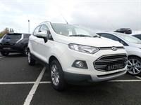 Used Ford Ecosport Titanium (Duratorq)