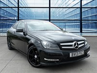 Used Mercedes C250 C CLASS CDI BLUEEFFICIENCY AMG SPORT PLUS Climate Control, Bluetooth, Alloy W