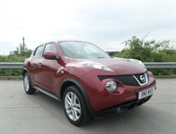 Used Nissan Juke Acenta Premium (dCi)