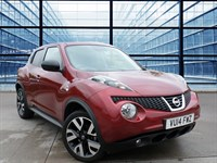 Used Nissan Juke DCI N-TEC Hartwell Supplied Vehicle From New, 1 Owner Sat Nav Sy