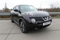 Used Nissan Juke DCI N-TEC  Sat Nav, ??20RFL, 67.3 MPG Combined, Alloy Wheels, Low Miles
