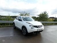 Used Nissan Juke N-Tec (dCi)