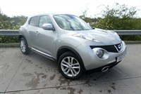 Used Nissan Juke TEKNA DCI  Satellite Navigation, Leather Seats, Climate Control, Cruise Con
