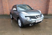 Used Nissan Juke ACENTA SPORT Hartwell Supplied Vehicle From New, Chrome Pack, Urban