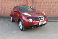 Used Nissan Juke ACENTA SPORT Hartwell Vehicle Supplied From New, Pack, Alloy Wheels,