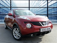 Used Nissan Juke ACENTA PREMIUM  Hartwell Hereford Supplied Vehicle From New, Alloy Wheels,