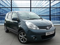 Used Nissan Note N-TEC PLUS  Satellite Navigation, Air Conditioning, Bluetooth, Alloy Wheels