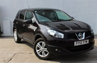 Used Nissan Qashqai ACENTA PLUS 2 DCI *7 SEAT VERSION. GREAT FAMILY VEHICLE. MPG AND RUNN
