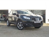 Used Nissan Qashqai ACENTA DCI, Mirrors, Alloy Wheels, ABS, Cruise Control, A/C
