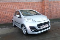 Used Peugeot 107 Active