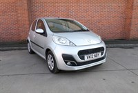Used Peugeot 107 ACTIVE Hartwell Supplied Vehicle From New, 1 Owner Full