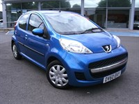 Used Peugeot 107 URBAN, 5-Dr - £20 Road Tax up to 72.4mpg CD Player