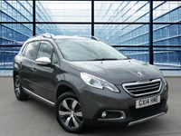Used Peugeot 2008 E-HDI ALLURE FAP  Directional Front Fog Lights, 16 Inch Alloy Wheels, Rear