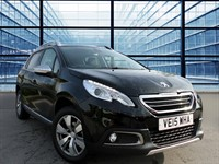 Used Peugeot 2008 S/S ALLURE  16 Inch Hydre Alloy Wheels, Directional Front Fog Lights, Rear