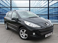 Used Peugeot 207 HDI SW SPORT  £30 RFL, 65.7 MPG Combined, Climate Control, Panoramic
