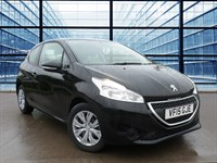 Used Peugeot 208 ACCESS PLUS  65.7 MPG Combined, £FREE RFL, Air Conditioning, Power St
