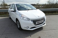 Used Peugeot 208 ACTIVE  Alloy Wheels, Air Conditioning, £Free RFL, Power Steering, Bl