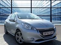 Used Peugeot 208 ALLURE  Satellite Navigation, 16 Inch Alloy Wheels, LED Daytime Running Lig