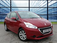 Used Peugeot 208 ACCESS PLUS  62.8 MPG Combined, £20 RFL, 1 Owner From New, Air Condit