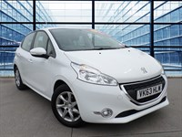 Used Peugeot 208 ACTIVE Hartwell Supplied Vehicle From New, 1 Owner 15 Inch Alloy